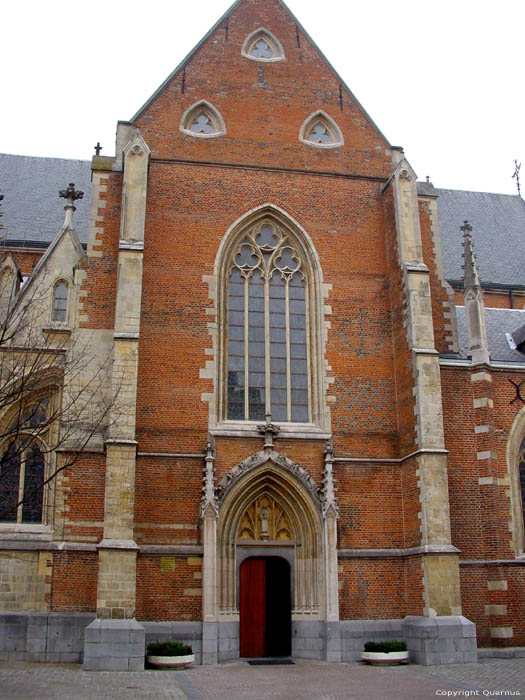 Cath�drale Saint-Quintin HASSELT photo