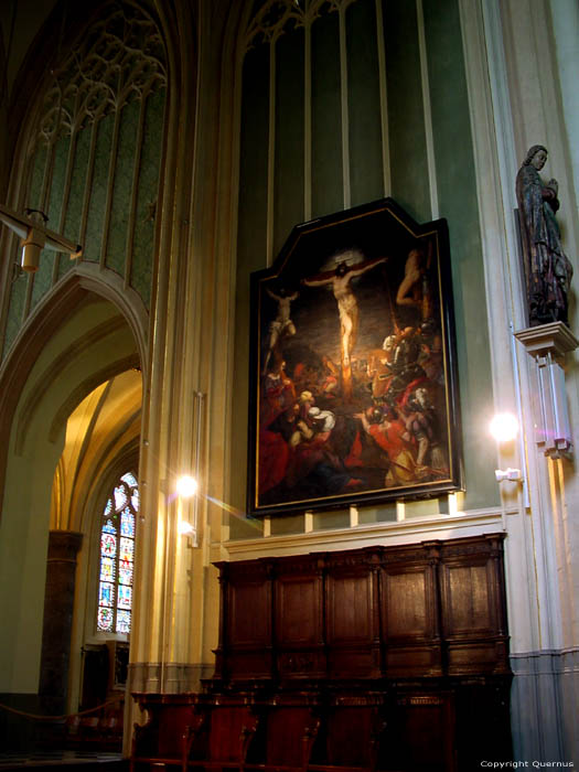 Saint Quintin's cathedral HASSELT picture