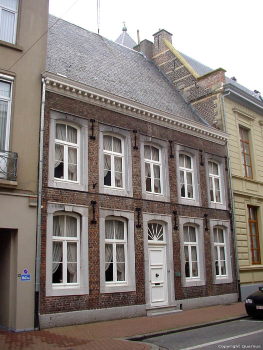 Lombardenhuys - Maison Lombarde HASSELT photo