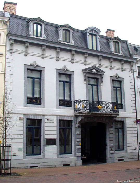 Former house of Doctor Willems HASSELT picture