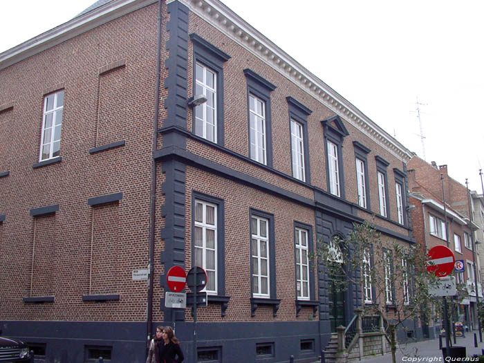 Former Deanery HASSELT picture