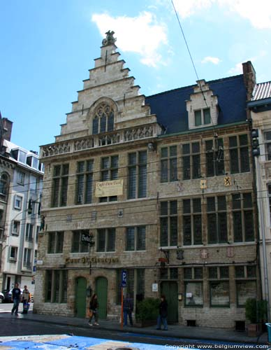 Saint-Joris' House - Saint-Georges Court GHENT picture