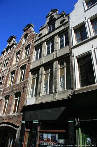 House where Joachim Lelewel lived BRUSSELS-CITY / BRUSSELS picture