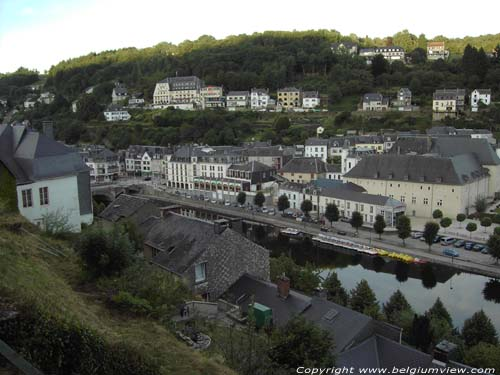 View on the city BOUILLON picture