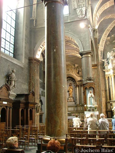 Saint Catherines' church LIEGE 1 / LIEGE picture