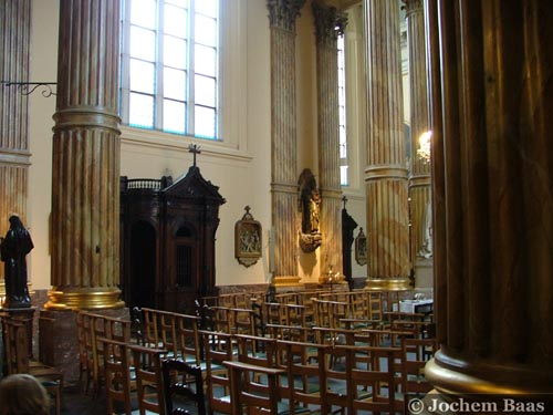 Saint John's and Saint Nicolas' church SCHAARBEEK picture
