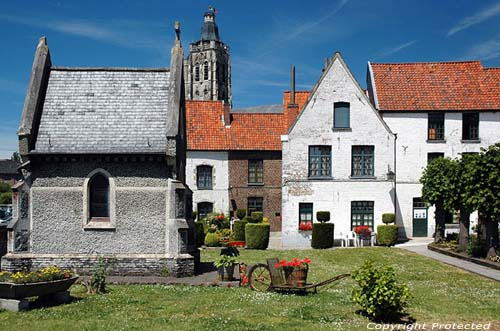Beguinage OUDENAARDE / AUDENARDE photo