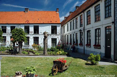 Beguinage OUDENAARDE picture