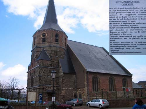 Saint-Martin's church BRAKEL picture