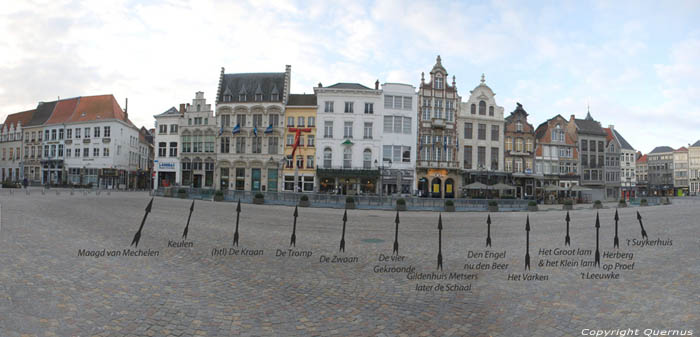 City square - Large Market MECHELEN picture