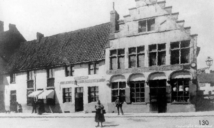 Pub At W. L'Hoeist GHENT picture