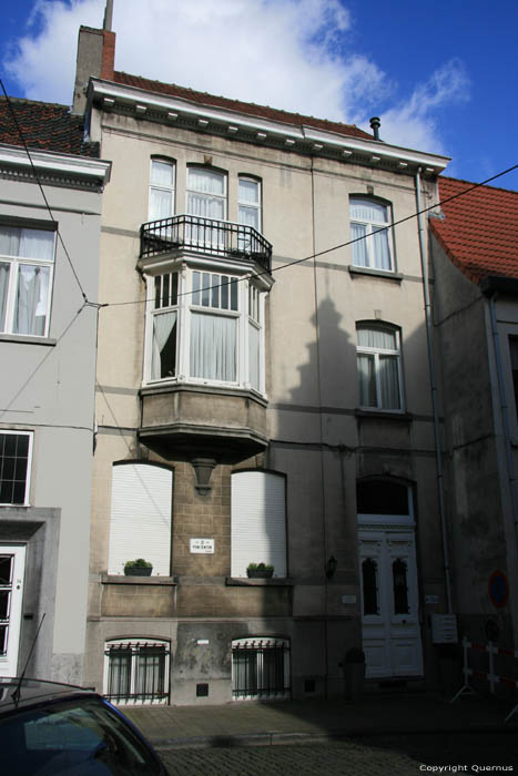Edward Anseele's Birth house GHENT picture