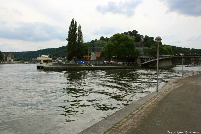 Mouth of Samber in Maas NAMUR picture