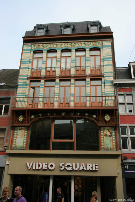 Art Nouveau House - Video Square NAMUR picture