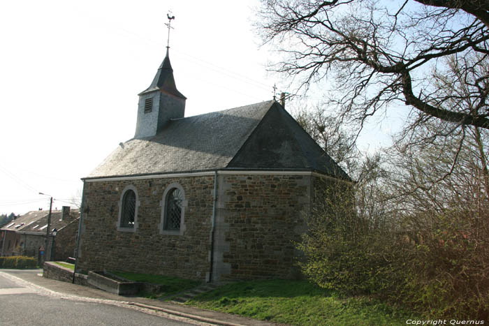 Chapelle Saint-Monon NASSOGNE photo