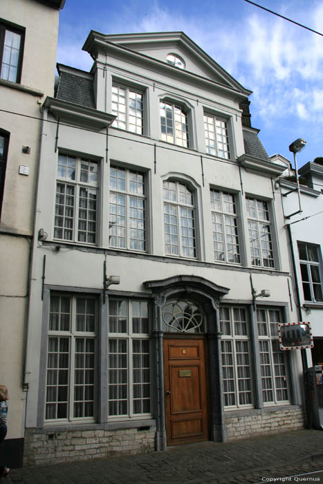 Dr Huge Coene's house GHENT picture