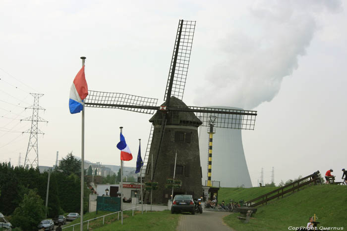 Moulin à vent de l'Escault (à Doel)  KIELDRECHT / BEVEREN photo
