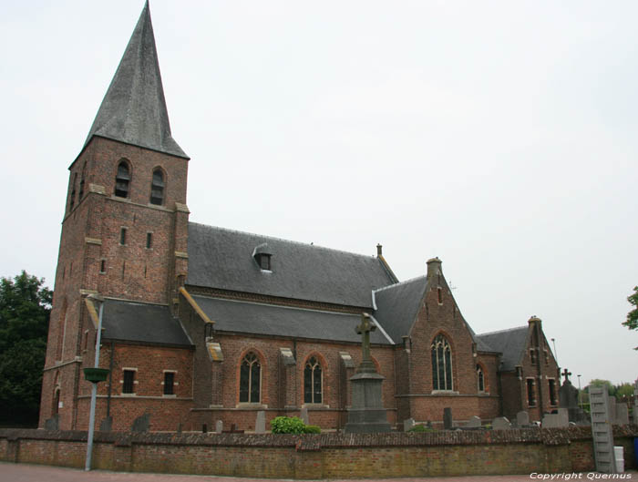 Poederlee church LILLE picture