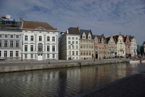 Koornlei gloval overview GHENT picture