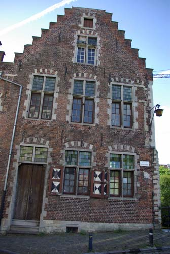 Donche house GHENT picture