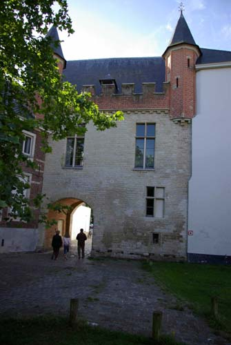 Prinses'court  - Dark Gate GHENT picture