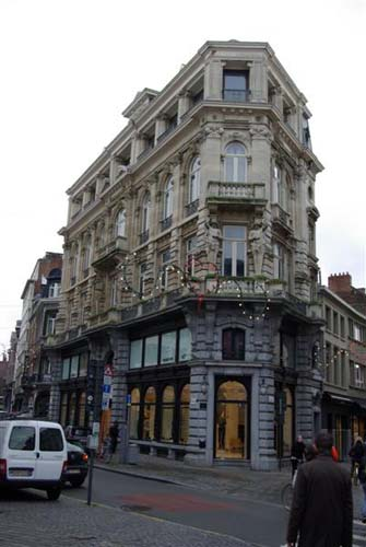 House De Laet GHENT picture