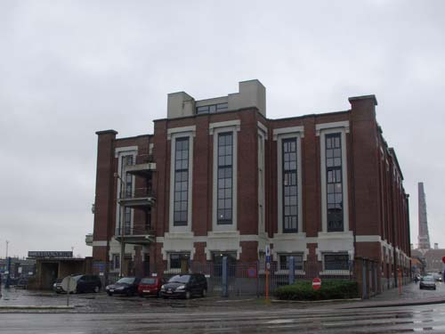 Former customs entrepot GHENT picture