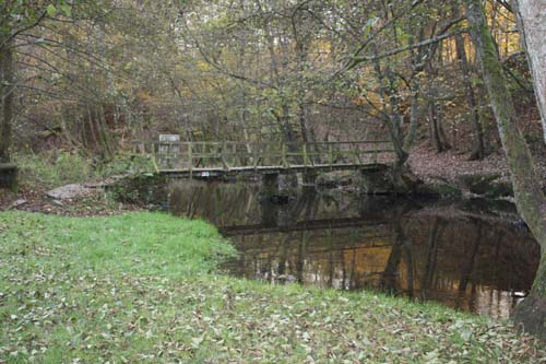 Petit Pont sur la Lesse LIBIN photo