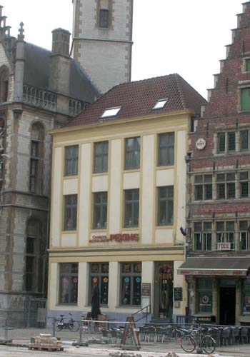 De Drieconinghen - Hotel d' Allemagne - Deutscher Gasthof GAND photo