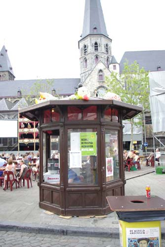 Kiosk GHENT picture