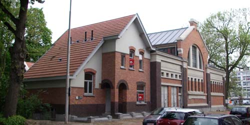 Former Electrical Understation / Volta Restaurant GHENT picture