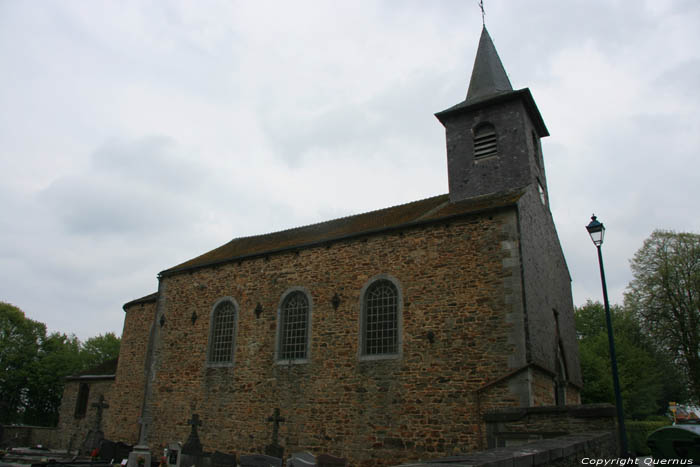Saint Méen church COUVIN picture