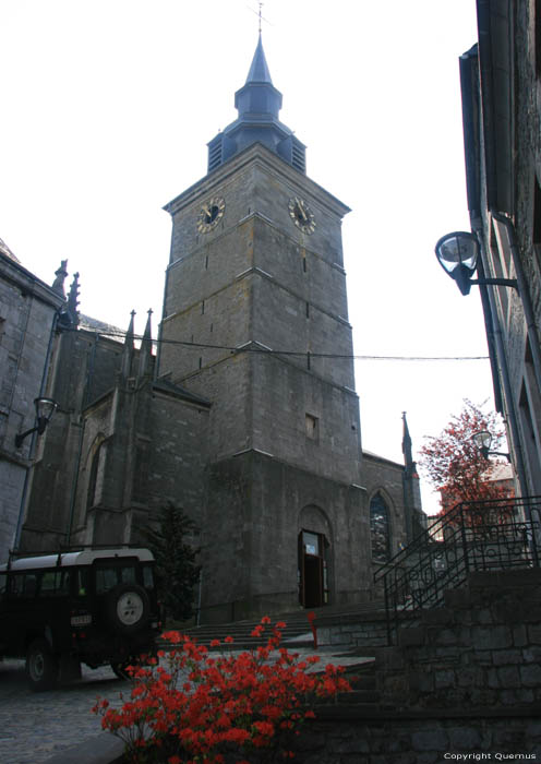 Saint-Germain and Ravalange church COUVIN picture