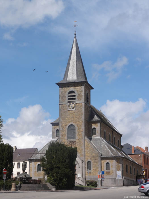 Église Sainte-Marie Médiatrice SIVRY-RANCE photo