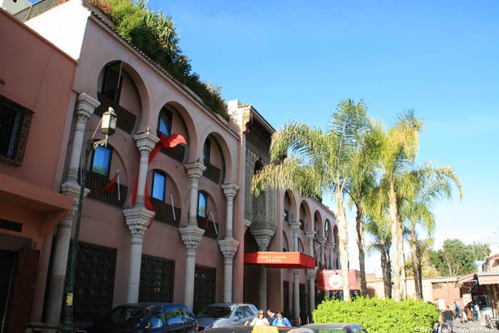 Hotel Jardins De La Koutoubia Marrakech Maroc