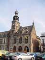 Town hall and belfry BINCHE picture: