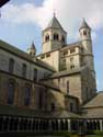 Saint Gertrude NIVELLES picture: View from the