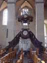 Saint Gertrude NIVELLES picture: Second pulpit