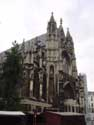 Our-Ladieschurch of the Sablon BRUSSELS-CITY / BRUSSELS picture: e
