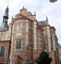 Rich Clarisses' church BRUSSELS-CITY / BRUSSELS picture: