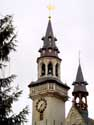 Town hall and belfry AALST picture:
