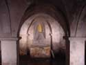 Saint-Hadelin NAMUR / HOUYET photo: Crypt du 9 ième C.