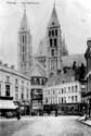 Our-Ladies cathedral TOURNAI picture: