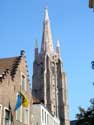 Our-Ladies' church BRUGES picture: