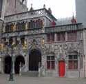 Saint-Basilius and Holy Blood chapel BRUGES picture: