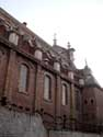 Saint Walburga  church BRUGES picture: