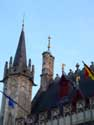 Town hall BRUGES picture: