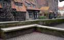 Maisons derri�re Gruuthuuse BRUGES photo: