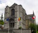 Saint Waudru church MONS picture: