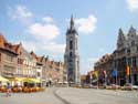 Belfry, bell-tower TOURNAI picture: